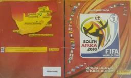 Livro ilustrado oficial da Copa do Mundo de 2010 (Completo)