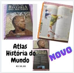 Atlas história do mundo Novo