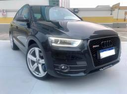 Audi Q3 2.0 AMBIENTE QUATTRO - 2015 - 43.000KMS - BLINDADO