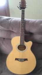 Vendo violão elétrico marca Geanini
