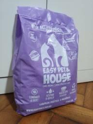 Dois pacotes de pó higiênico Easy Pet & House