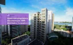 Apartamento à venda com 1 dormitórios em Praia do canto, Vitória cod:LIV-10841