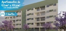 AB7- Ótimos apartamentos VL em Candeias