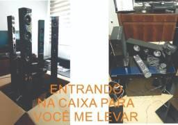 Home Theater Samsung HTE-6750 - 7.1 canais - o lendário