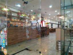 Restaurante no centro histórico de Porto Alegre