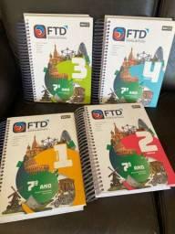 Vendo coleção FTD 7 ano Prisma