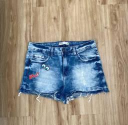 short jeans bluesteel