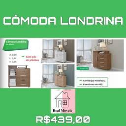 Cômoda Cômoda Cômoda Cômoda Cômoda Londrina B