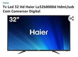 """Tv LED 32"""" conversor digital produto novo garantia"""