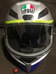 Vendo capacete AGV&LS2