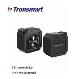Caixa De Som Tronsmart Element Bluetooth - Prova D'água Ipx7 - NOVO