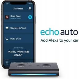Echo Auto (Alexa no carro)