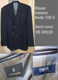 Blazers masculino Italiano