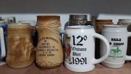 Caneca de Chopp Antiga de Coleção