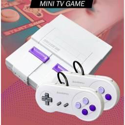 Console mini super 500 jogos