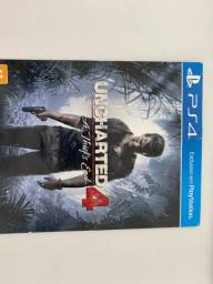Vendo Uncharted 4