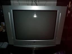 Tv de tubo 29 polegadas sem controle