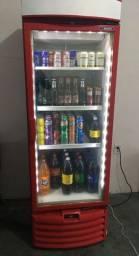 Expositor Refrigerante/Cervejas.
