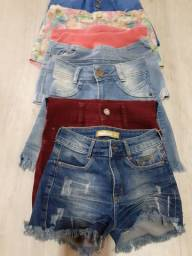 Shorts jeans tamanho 12