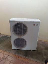 Vendo ar condicionado 36.000 btus LG