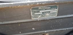 Barcos Metalglass e Canadian