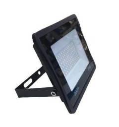 Refletor Led 200w Prova Dágua Ip66 Branco Iluminação de Casa Quadra Esporte Terreno Sitio