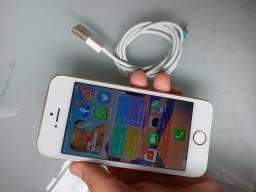 iPhone SE 64GB dourado
