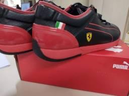 Tênis Puma Ferrari (Edição Limitada)