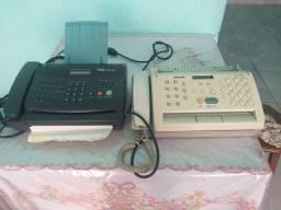 Fax funcionando