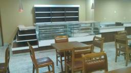 Móveis planejados para padarias, açougues, comércio em geral