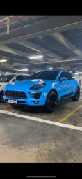 Porsche Macan 2.0 turbo 2018