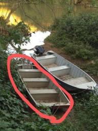 Barco chata 4 metros