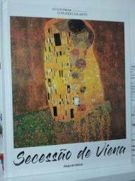 Secessão de Viena coleção O Mundo da Arte Folha de SP