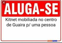Kitnet mobiliada em Guaíra Paraná (Para Uma Pessoa)