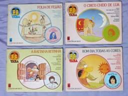 Coleção Taba - Histórias e Músicas Brasileiras