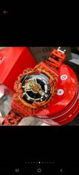 Relógio Dragon Boll Z