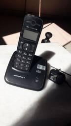 Vendo telefone fixo sem fio Motorola