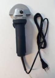 Esmerilhadeira angular Bosch Professional GWS 6-115/ 127V ? Entrega grátis