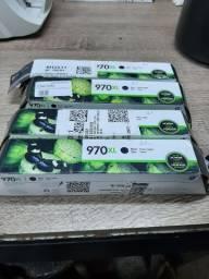 Lote com 4 cartuchos HP 970xL
