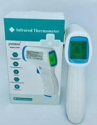 Termômetro Digital Infravermelho- Et05 - Bingzun<br><br>