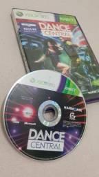 Jogo DANCE CENTRAL