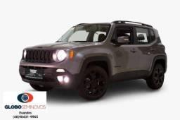 RENEGADE 2018/2018 1.8 16V FLEX LONGITUDE 4P AUTOMÁTICO