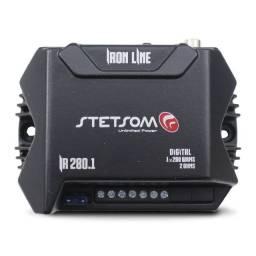 Modulo Amplificador Stetsom IR 280.1 - 1 Canal