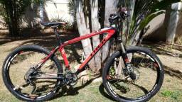 Bicicleta Bike MTB Mountain Bike Trek Elite XC 9.8