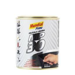 Pelicula Liquida 900ml Preto Mundial