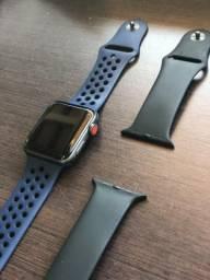 Apple Watch 3 42mm GPS/Celular com duas Pulseiras