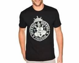 Camisetas no atacado lote com 15 peças