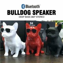 Caixinha de Som Bluetooth Bulldog Portatil Potente Aerobull HD