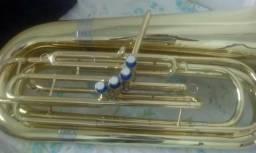 Tuba weril master j951 em sibemol