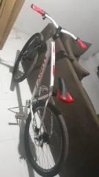 Bike aro 19 preço negociável
